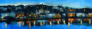 Evening Reflections - Rothesay