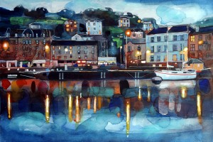 Reflections On Rothesay