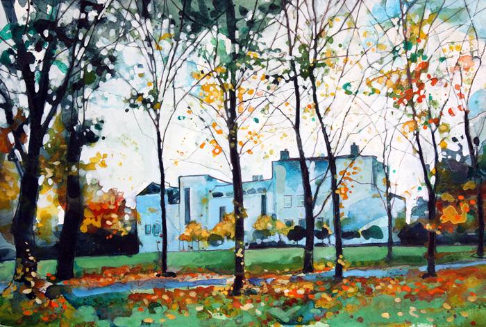 House for an Art Lover - Bellahouston Park